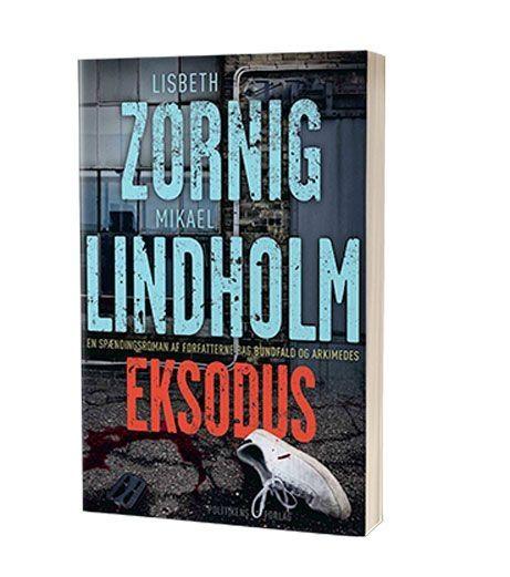Eksodus af Mikael Lindholm og Lisbeth Zornig