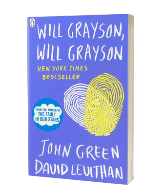 John Green's bog 'Will Grayson, Will Grayson'