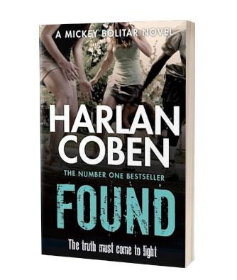 'Found' af Harlan Coben