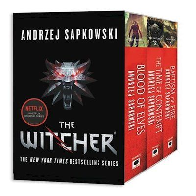'The Witcher' box set
