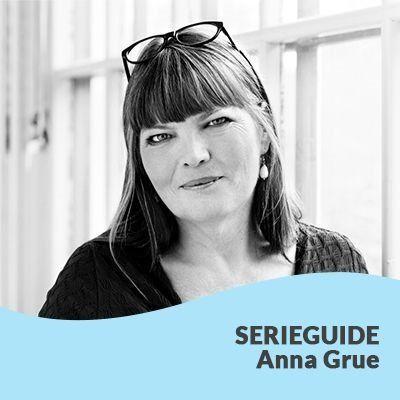 Rækkefølgen på Anna Grues bøger