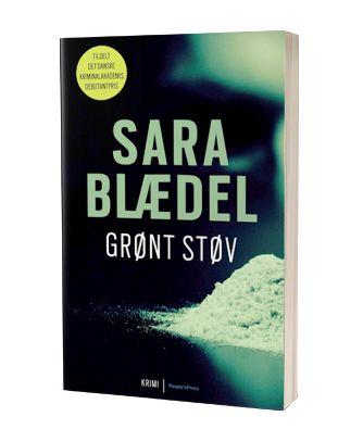 'Grønt støv' af Sara Blædel