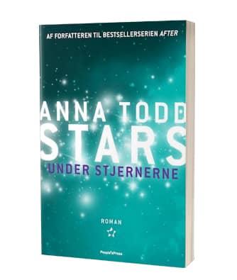 'Under stjernerne' af Anna Todd - 1. bog i serien