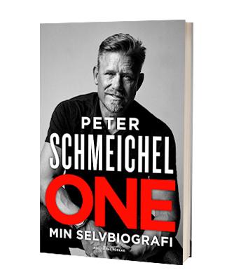 'One - min selvbiografi' af Peter Schmeichel