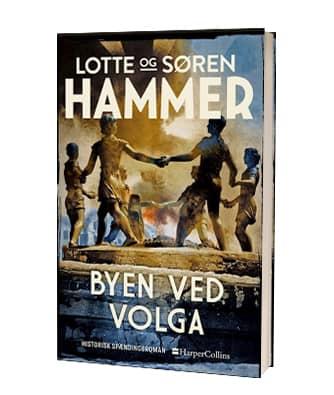 'Byen ved Volga' af Lotte og Søren Hammer