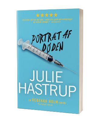 'Portræt af døden' af Julie Hastrup