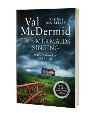 'The mermaids singing' af Val McDermid