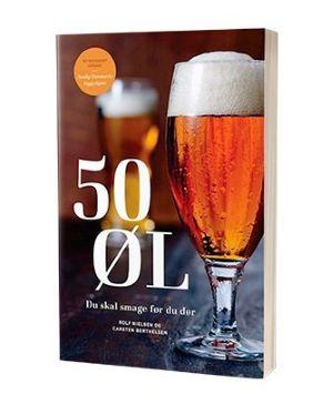 '50 øl' af Carsten Berthelsen