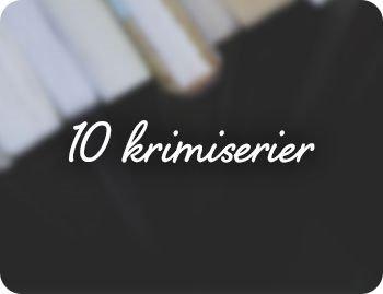 10 krimiserier