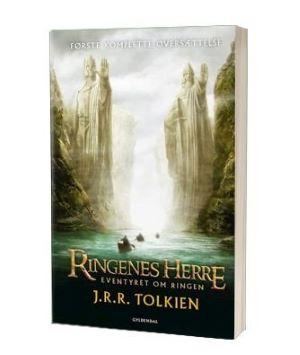 'Ringenes herre eventyr om ringen' af J.R.R Tolkien