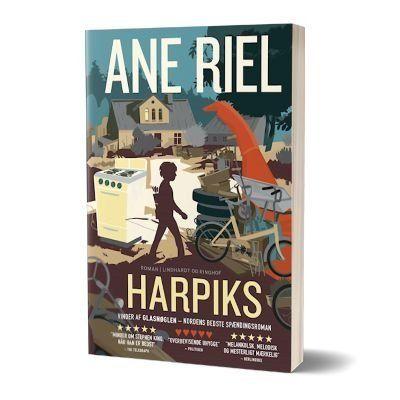 'Harpiks' af Ane Riel