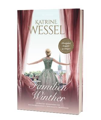 Bogen 'Familien Winther' af Katrine Wessel