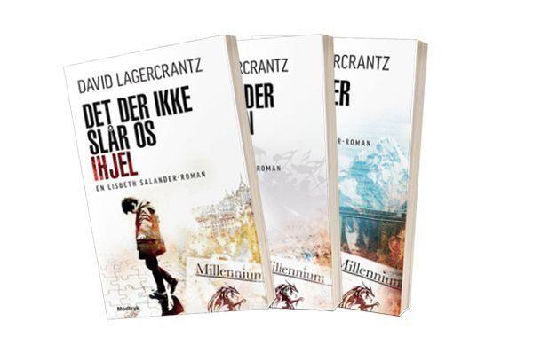Millennium-trilogien af David Lagercrantz