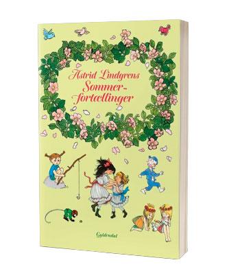 'Sommerfortællinger' af Astrid Lindgren - find den hos Saxo