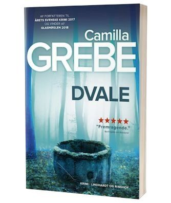 'Dvale' af Camilla Grebe