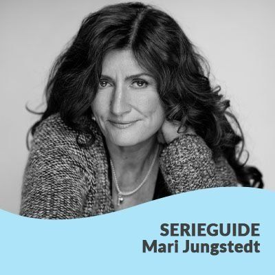 Mari Jungstedts serieguide