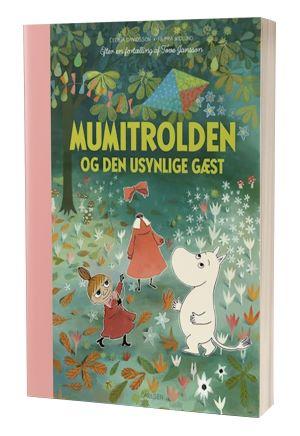 'Mumitrolden og den usynlige gæst' af Tove Jansson