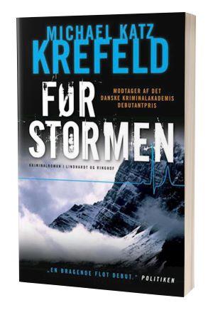'Før stormen' af Michael Katz Krefeld