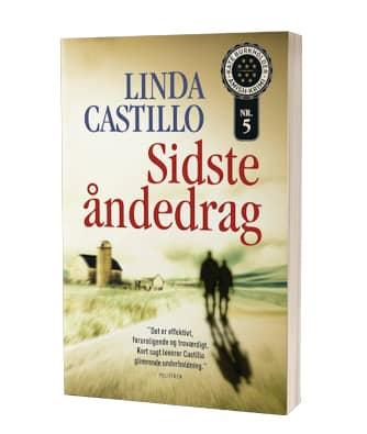 'Sidste åndedrag' af Linda Castillo