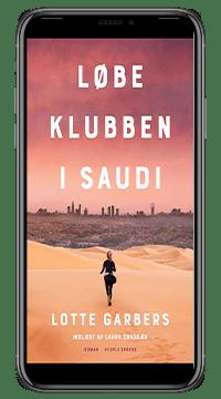 'Løbeklubben i Saudi' af Lotte Garbers