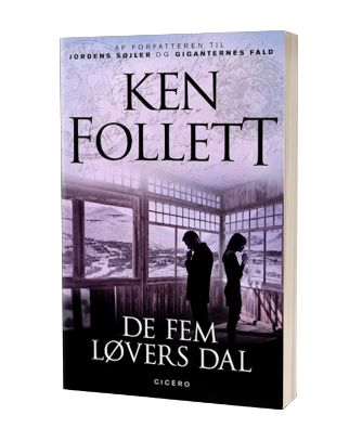 De fem løvers dal af Ken-Follett