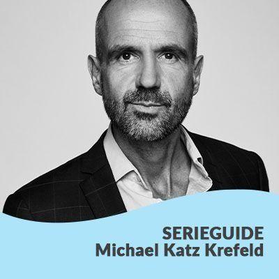 Se rækkefølgen op Michael Katz Krefelds bøger hos Saxo