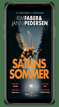 Lydbogen 'Satans sommer'
