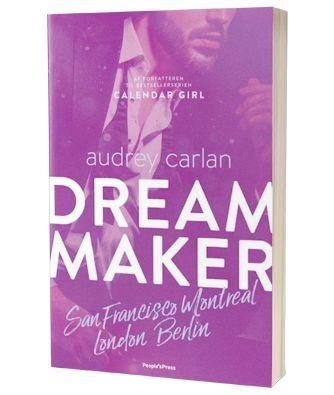 'Dream maker 2' af Audrey Carlan