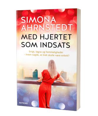 'Med hjertet som indsats' af Simona Ahrnstedt