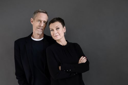 Kim Faber og Janni Pedersen