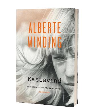 'Kastevind' af Alberte Winding