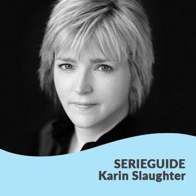 Rækkefølgen på Karin Slaughters bøger