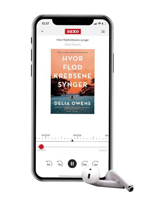 'Hvor flodkrebsene synger' af Delia Owens som lydbog