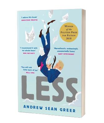 'Less' af Andrea Sean Greer