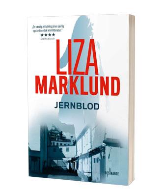 'Jernblod' af Liza Marklund