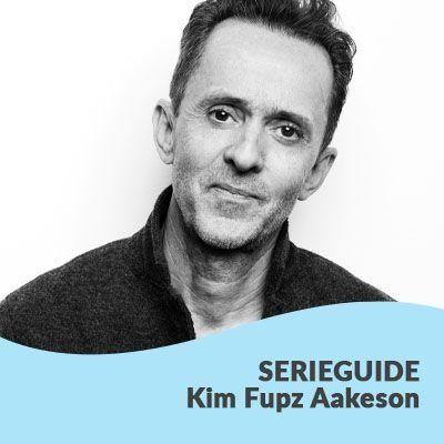 Kim Fupz Aakesons bøger i rækkefølge