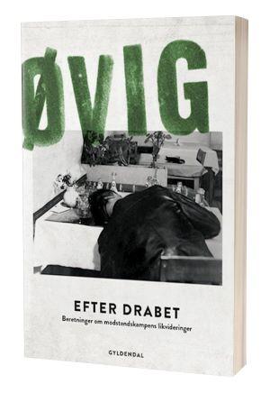 Bogen 'Efter drabet' af Peter Øvig Knudsen