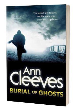 'Burial of ghosts' af Ann Cleeves