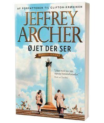 'Øjet der ser' af Jeffrey Archer