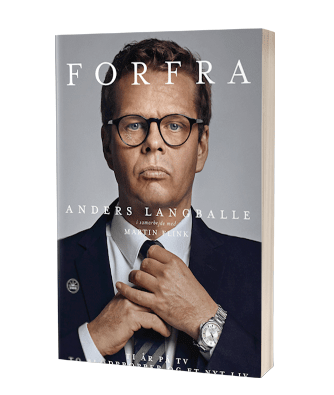 'Forfra' af Anders Langballe i samarbejde med Martin Flink