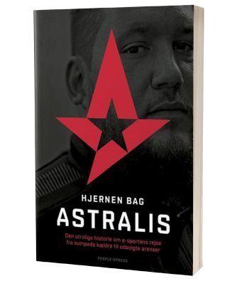 'Hjernen bag Astralis' af Markus Bernsen