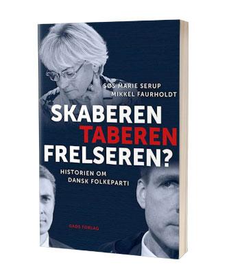 'Skaberen, Taberen, Frelseren?' af Søs Marie Serup og Mikkel Faurholdt