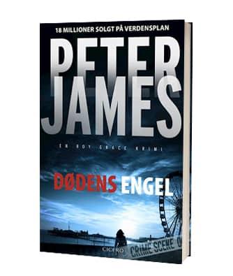 'Dødens engel' af Peter James