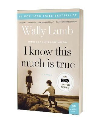 'I Know This Much Is True' af Wally Lamb