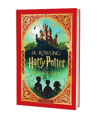 Harry Potter og de vises sten - pop-up-udgave