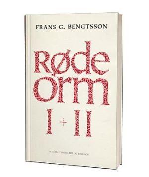 'Røde orm 1 og 2' af Frans G. Bengtsson