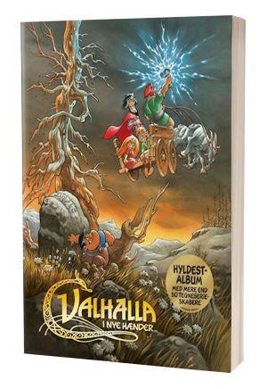 'Valhalla i nye hænder'