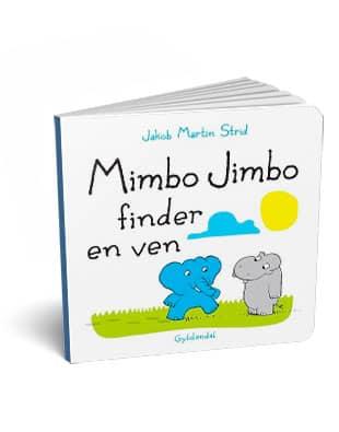 'Mimbo Jimbo finder en ven' af Jakob Martin Strid
