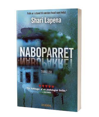 'Naboparret' af Shari Lapena