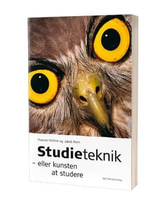 'Studieteknik' af Thomas Harboe og Jakob Ravn